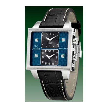 Reloj Jaguar Hora Dual Caballero J614/C