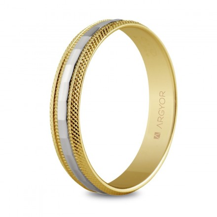 Alianza boda Oro 1ª Ley
