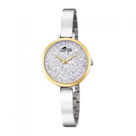 Bliss Reloj Señora 185621 Lotus Swarovski BoQreCdxW