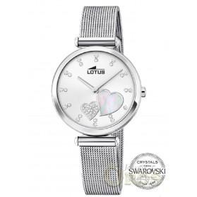 Reloj Lotus Bliss Swarovski Señora 18615/1