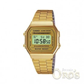 Reloj Casio Collection Unisex A168WG